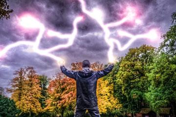 soñar que te electrocutas