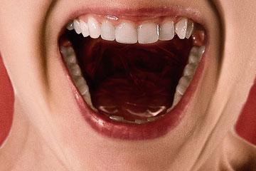 soñar con pelos en la boca