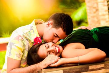 soñar con amante