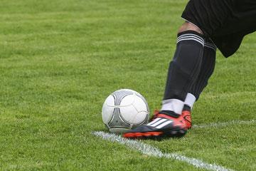 Soñar jugando fútbol