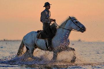 Soñar montando a caballo