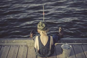 soñar pescando