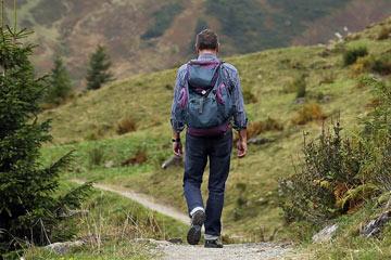 Soñar con caminar