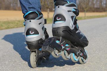 soñar con patinar