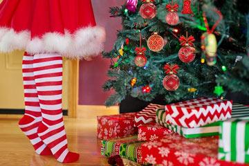 soñar con árbol de navidad
