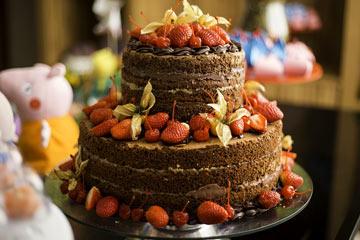 soñar con torta