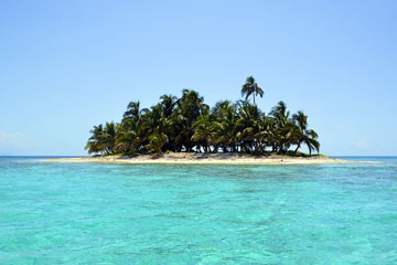 soñar con isla